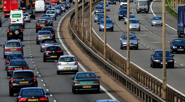 Traffic jams in Britain's cities during the evening rush-hour are getting longer, new research has found