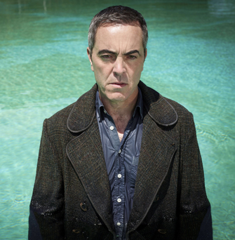 James Nesbitt as dad Tony in The Missing
