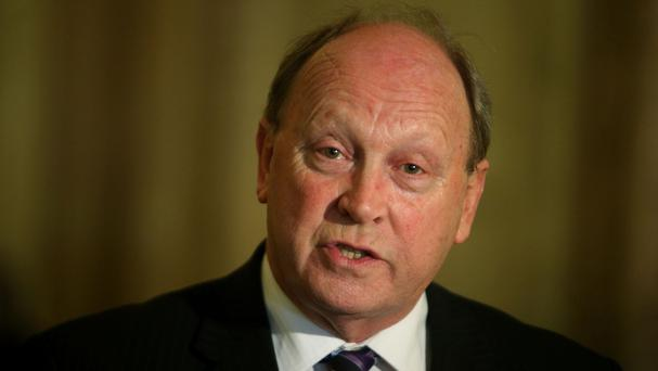 Leader Jim Allister says the TUV is attracting a new generation
