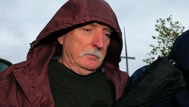 Ivor Bell is accused of aiding and abetting in the killing of Jean McConville