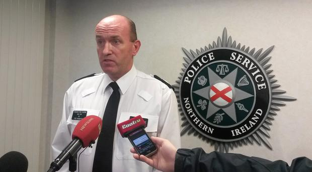 PSNI Assistant Chief Constable Alan Todd said officers are putting on extra traffic patrols over Easter