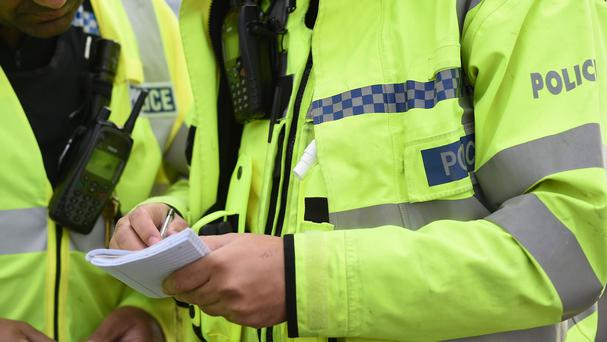 A woman attacked in Londonderry had sectarian abuse shouted at her, police say