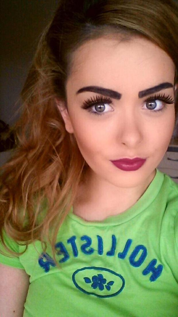 Clodagh Arbuckle is fighting for her life after a car crash in Ballycastle which left two men dead