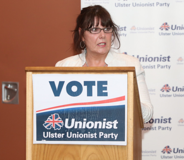 Kate Carroll attended the launch of Tom Elliott's election campaign in Fermanagh-South Tyrone last night