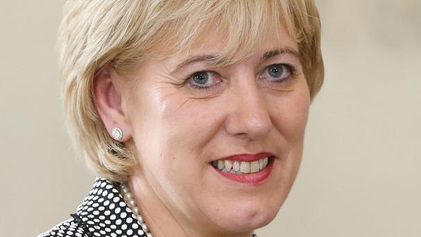 Heather Humphreys welcomed Newry's application to host the Famine Commemoration