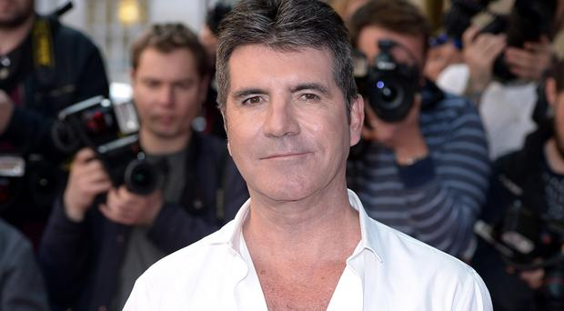 Simon Cowell fell for a Britain's Got Talent prank