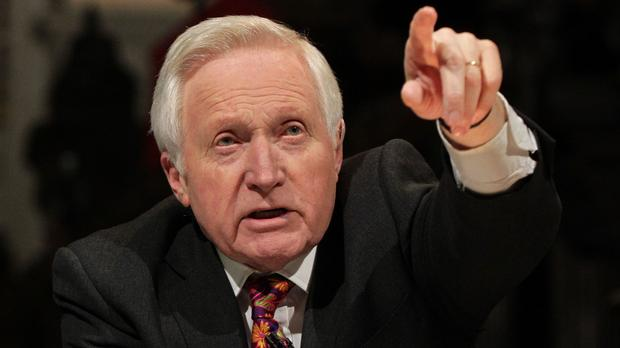 The 90-minute programme, hosted by David Dimbleby, will cover five subjects