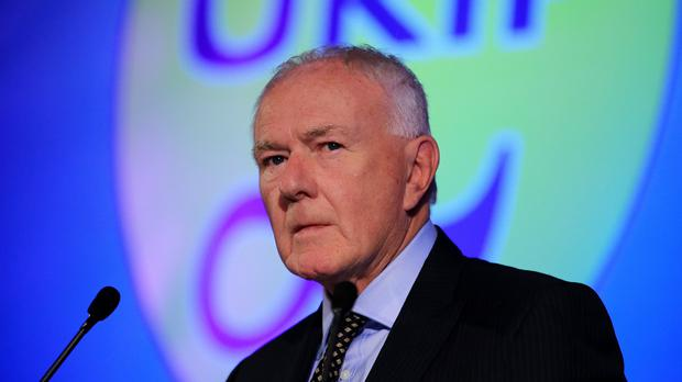 David McNarry said there could be a Ukip secretary of state in five years