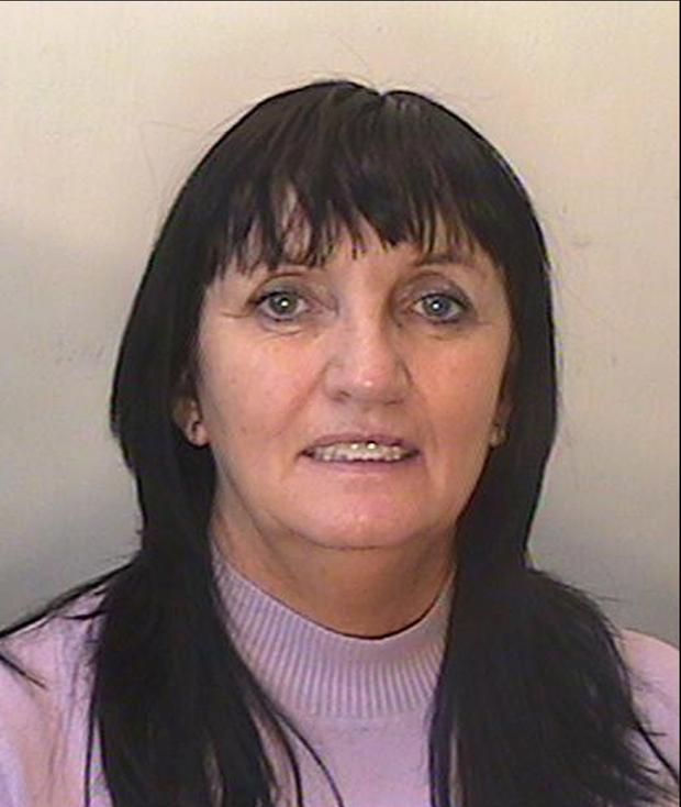 Burglars discovered the badly decomposed bodies of an on-the-run fraudster from Northern Ireland and her partner when they broke into a rural farmhouse