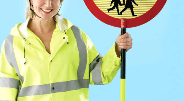 The dramatic cut in lollipop men and women has led to concerns that children's safety is being put at risk