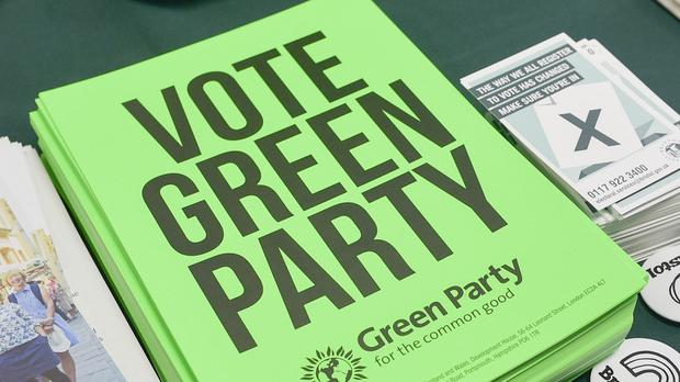The Green Party said it opposed the
