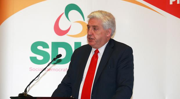 Alasdair McDonnell is standing for election