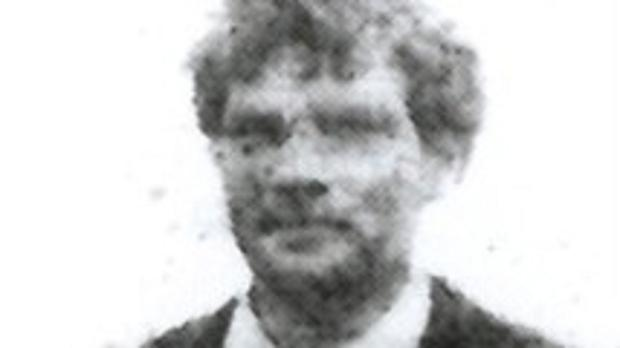 John Pat Cunningham was shot by the Army in a field in Benburb