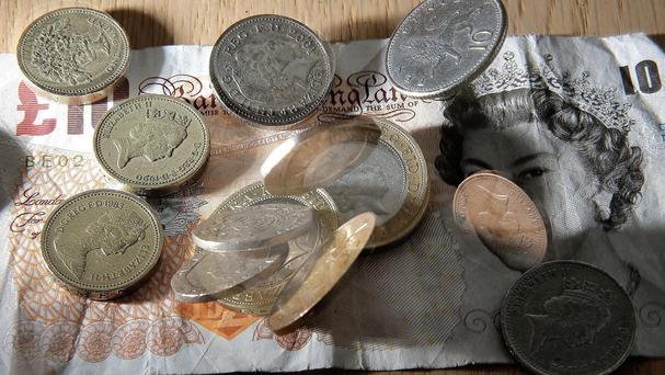 Northern Ireland is losing £2 million per week in relation to the block grant, Mervyn Storey said