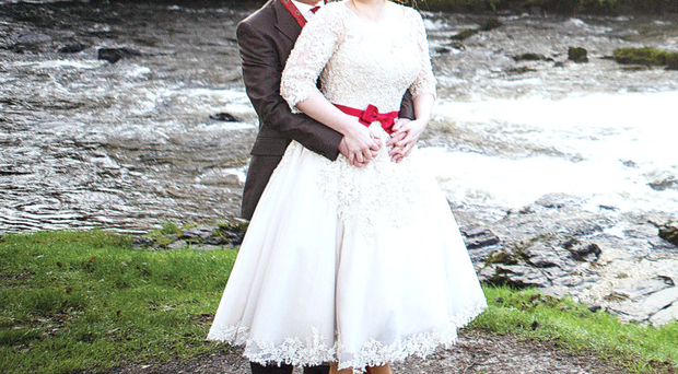 Sarah and David Beatty had their reception at the Galgorm Resort