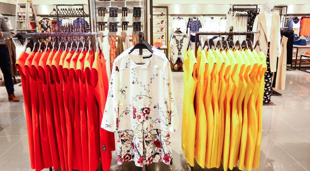 Shop in style: Inside Zara's Belfast city centre store
