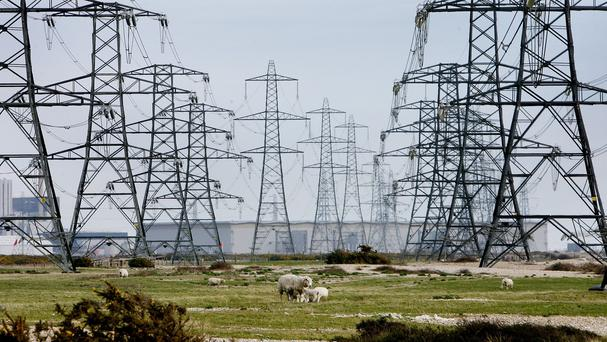 A fault occurred on the high voltage transmission network in the Castlereagh area