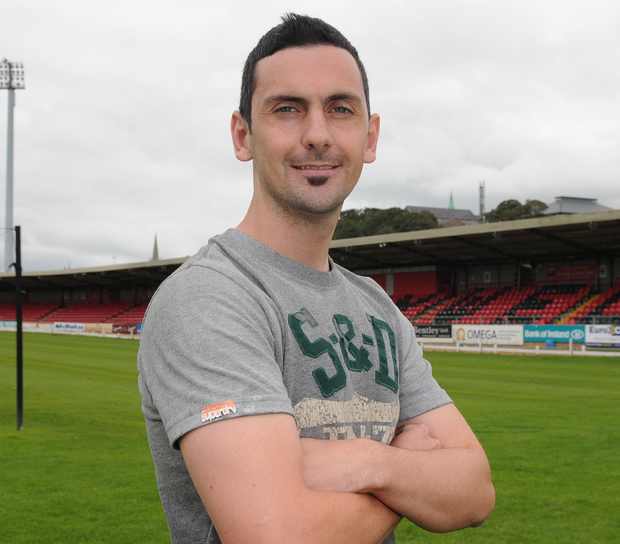 Mark Farren is battling an aggressive brain tumour and is hopeful treatment in Germany could aid that fight