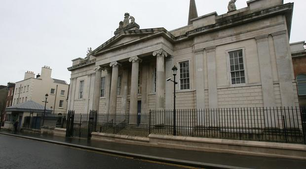 Londonderry Courthouse is to hear an appeal by a doctor convicted of assaulting police officers while under the influence of a date rape drug