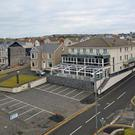 The York Hotel in Portstewart could be open for business again within a fortnight