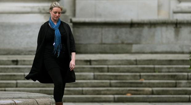 Mairia Cahill went public with her allegations