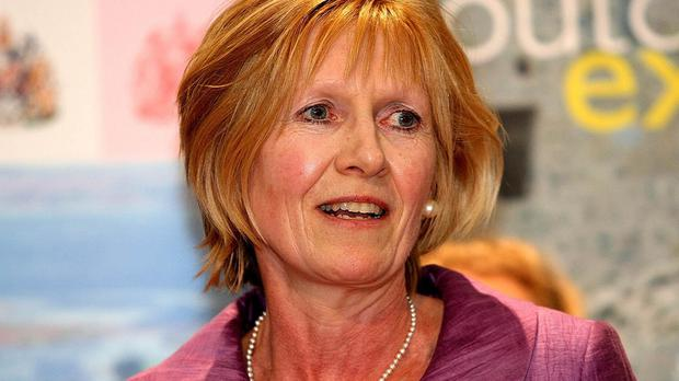 Lady Sylvia Hermon has held her seat in North Down