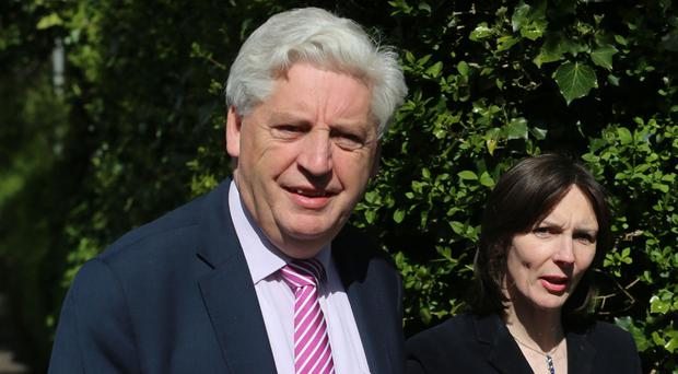SDLP leader Alasdair McDonnell held onto his seat