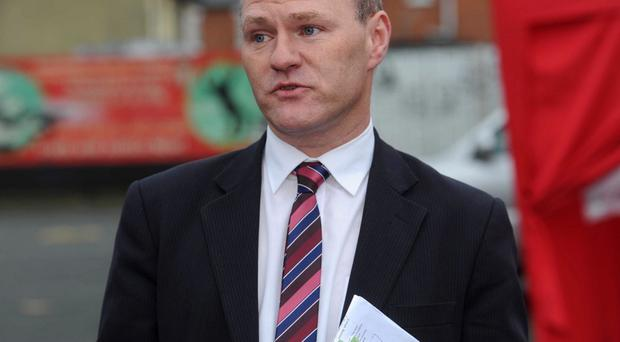 Some people such as Paul Maskey of Sinn Fein argue that the legacy of the Troubles has had an impact on people in the front line, on both sides