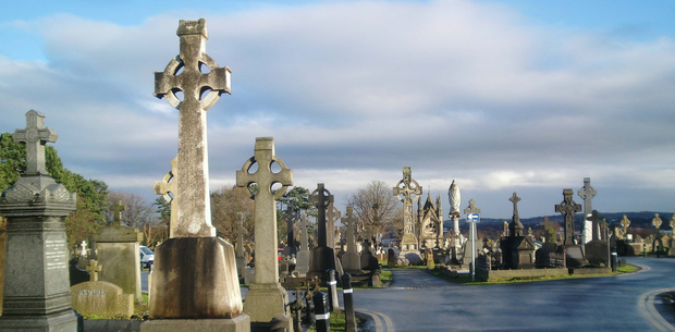 Formaldehyde used in embalming bodies in cemeteries including Milltown in Belfast could be getting into our water supply