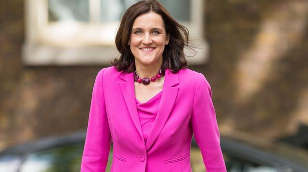 Theresa Villiers is to stay in the Cabinet as Northern Ireland Secretary