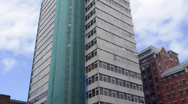 Windsor House in Belfast has been bought by the Hastings Hotels group for £6.5m