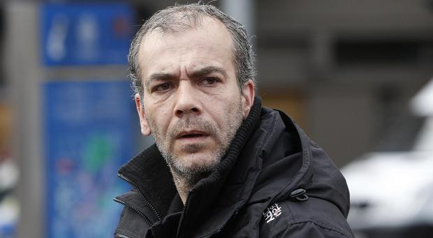 Colin Duffy was held for 12 days after he was arrested on suspicion of involvement in the murder of two soldiers