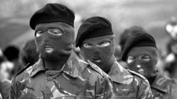 Paramilitary-style attacks, on the rise again, were much more common during the Troubles