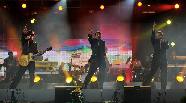 The Jacksons will headline The Proms In The Park