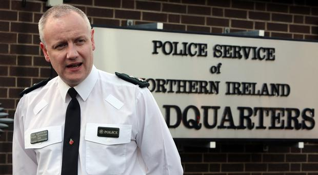 PSNI Chief Superintendent Nigel Grimshaw said the rise in paramilitary-style attacks is 'worrying'