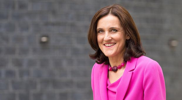 Northern Ireland Secretary Theresa Villiers said the British Bill of Rights would remain true to the principles of the European Convention on Human Rights