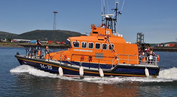 An all-weather lifeboat will join the RNLI fleet in Northern Ireland