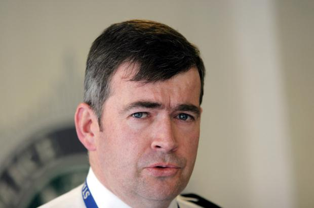 Police Service of Northern Ireland (PSNI) Deputy Chief Constable Drew Harris