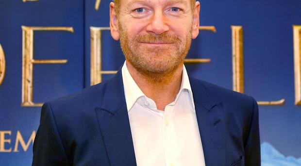 New film: Kenneth Branagh