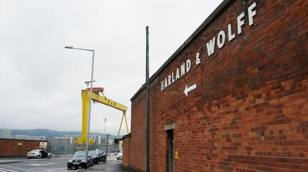 The potentially deadly pneumococcal disease was detected in a number of employees at Harland and Wolff
