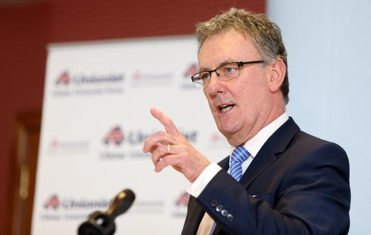 Meeting: Mike Nesbitt
