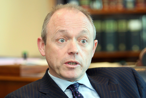 Director of Public Prosecutions Barra McGrory