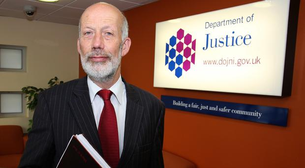 David Ford said the National Crime Agency would have a significant impact in the fight against organised crime