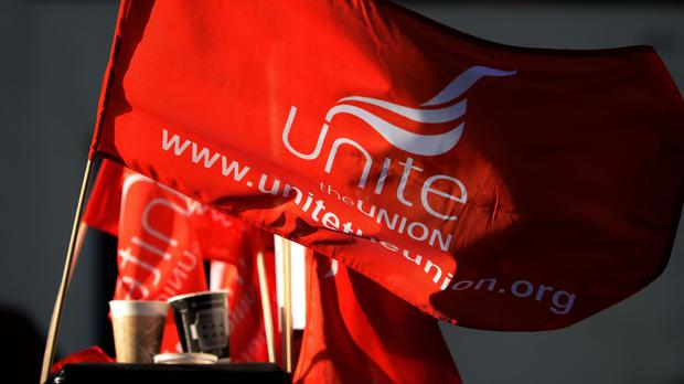 Unite said the pay deal had been signed off