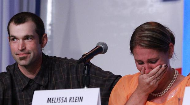 American bakers Aaron and Melissa Klein support Ashers' stance