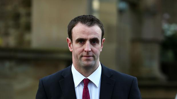 Mark H Durkan vowed to get tough
