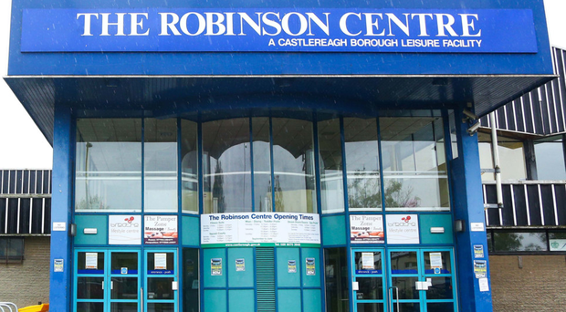 The Robinson Centre will be demolished