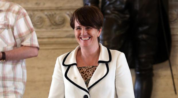 Caitriona Ruane said the referendum shows change is possible and inevitable when people fully engage in politics.