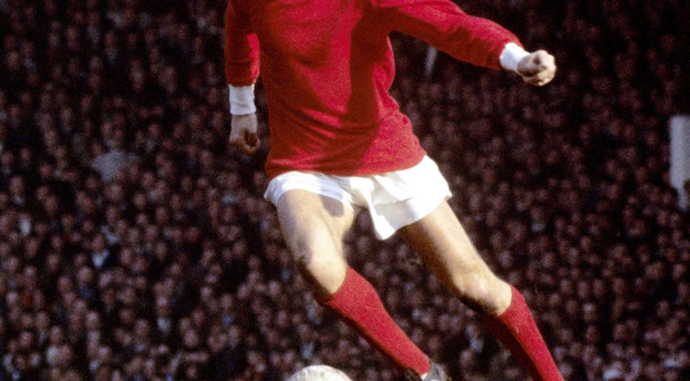 Manchester United fans have come up with a new chant for George Best