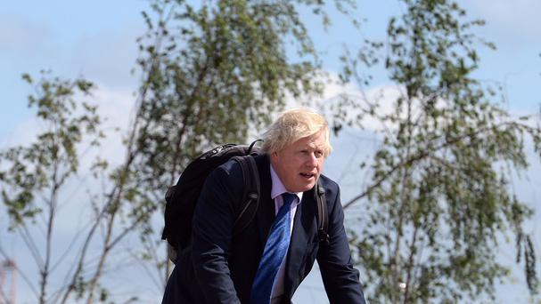 Boris Johnson will serve the rest of his term as mayor while sitting in Parliament